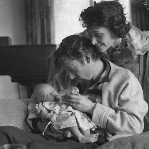Hand, Comfort, Child, Toddler, Baby, Monochrome, Love, Grandparent, Birth, Baby Products,