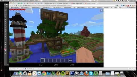 minecraft pocket edition full version free download for ipad mini