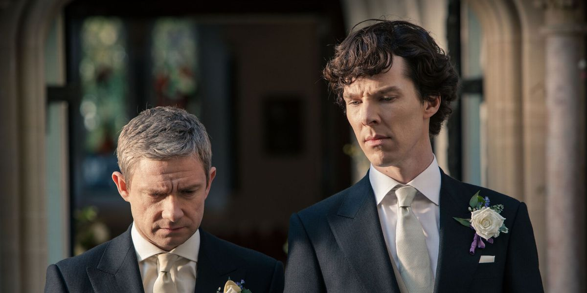 Sherlock The Sign Of Three Recap