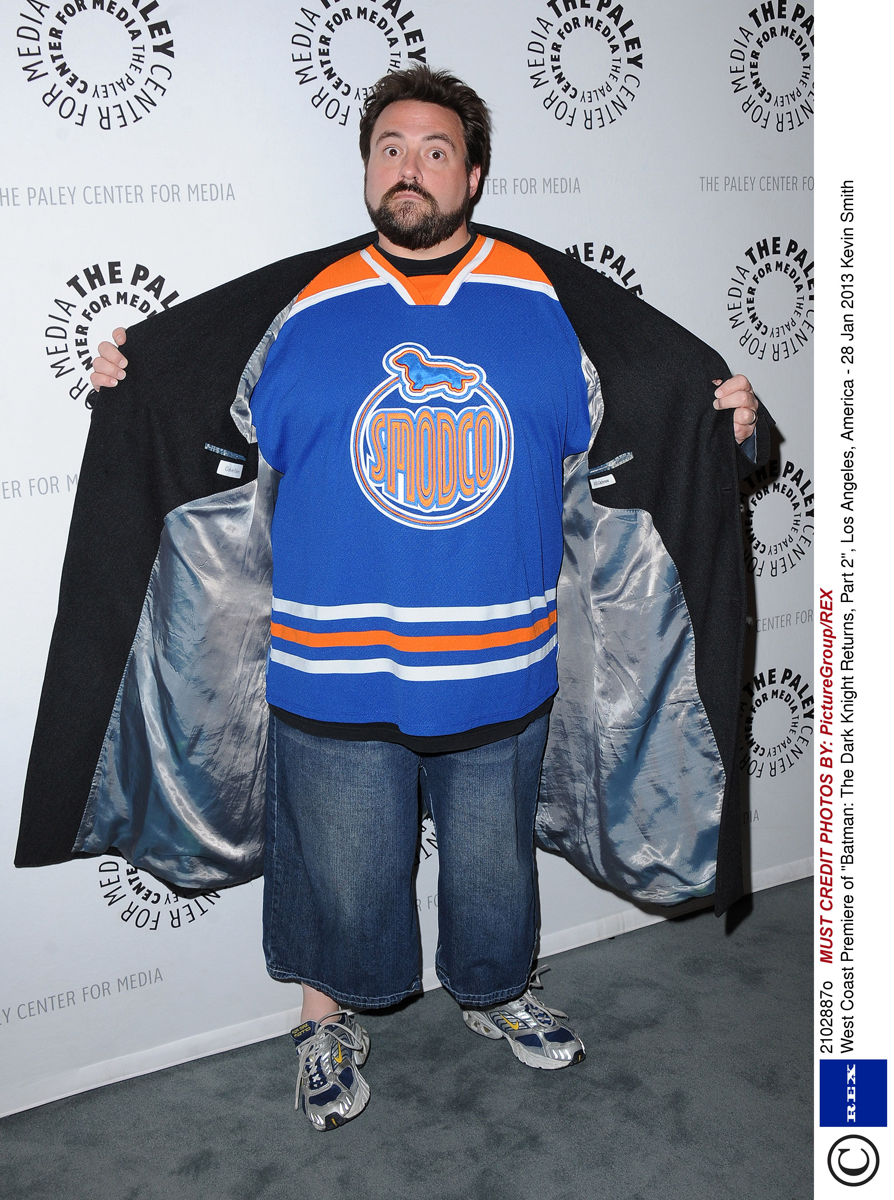 Kevin Smith develops AMC late-night show