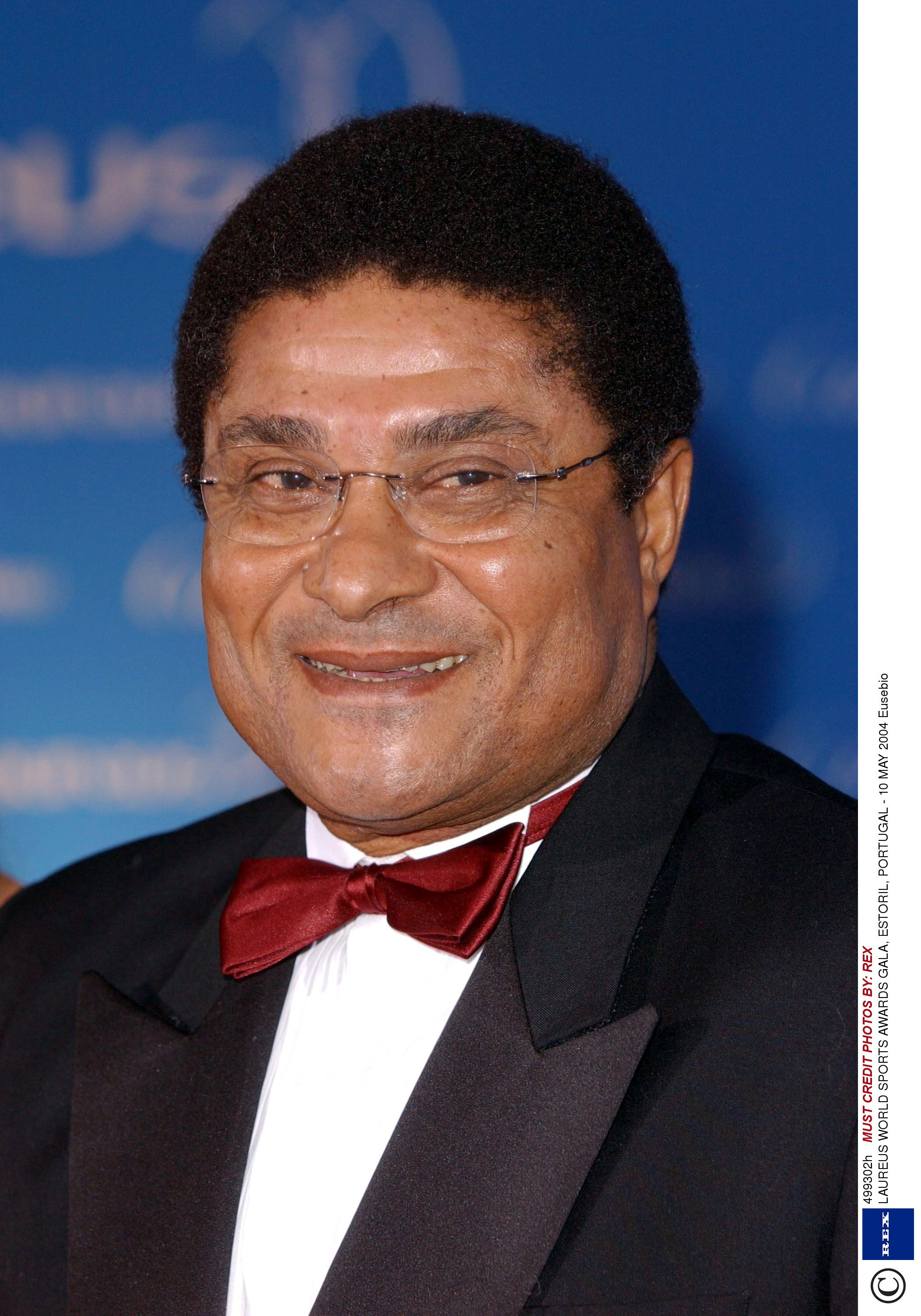 Eusebio dies at 71, sports stars react