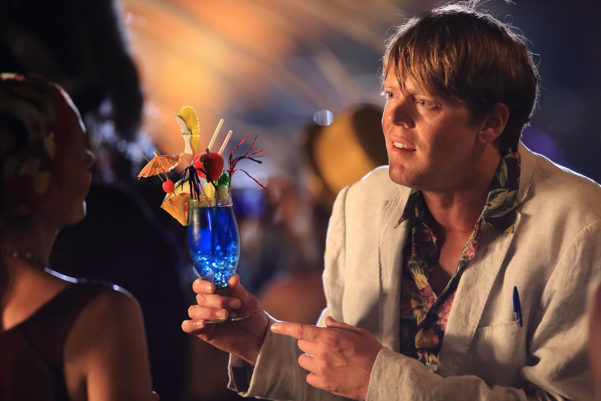 Former Death in Paradise star Kris Marshall discusses return to the ITV show