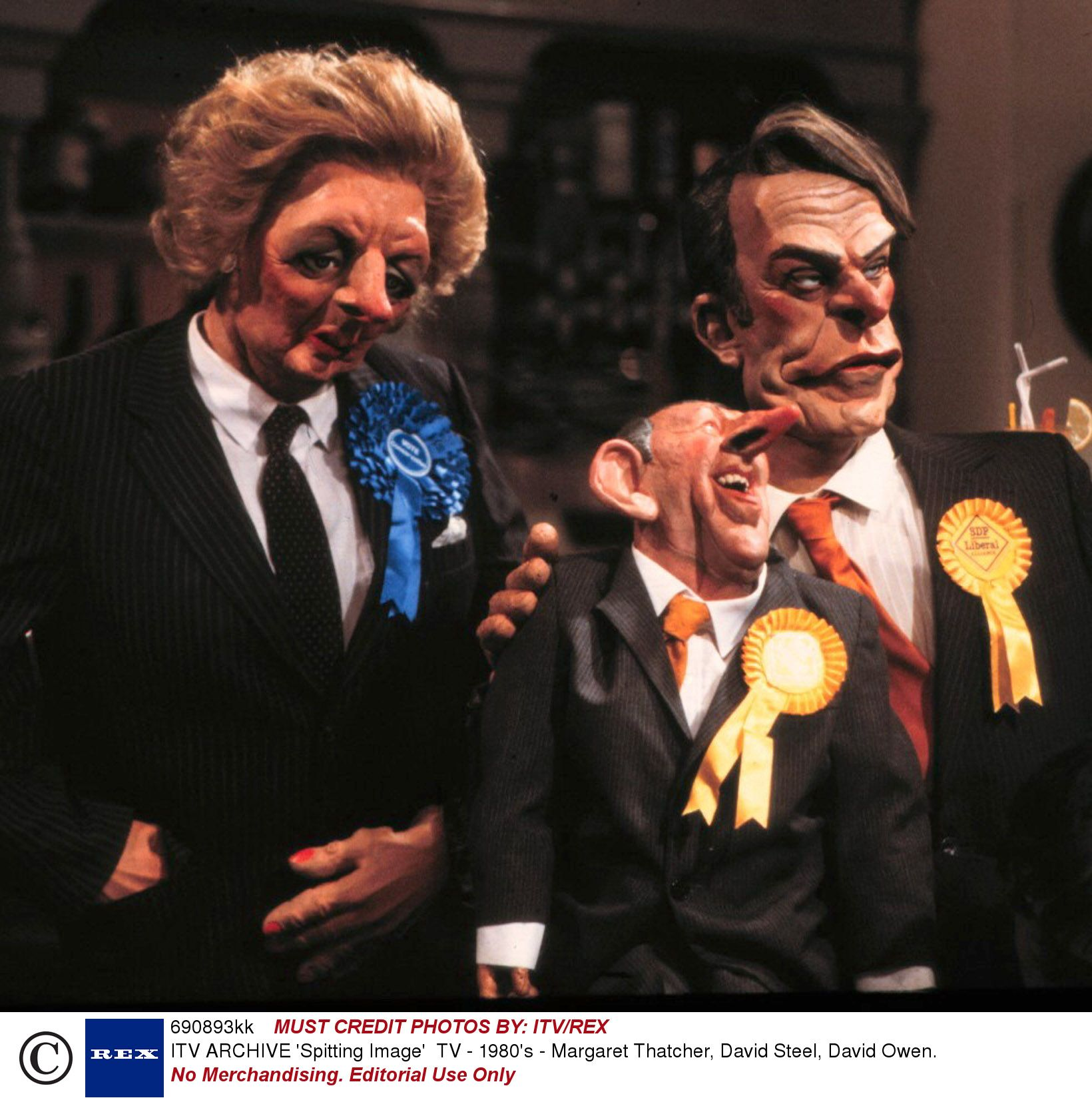 Spitting Image Is 30 Looking Back