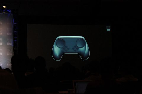 Steam controller redesigned by Valve