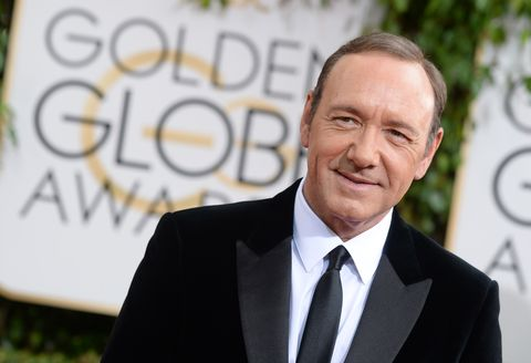 Kevin Spacey to play Richard Nixon