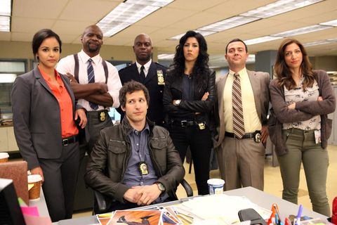 Brooklyn Nine-Nine season 7- Brooklyn 99 season 7