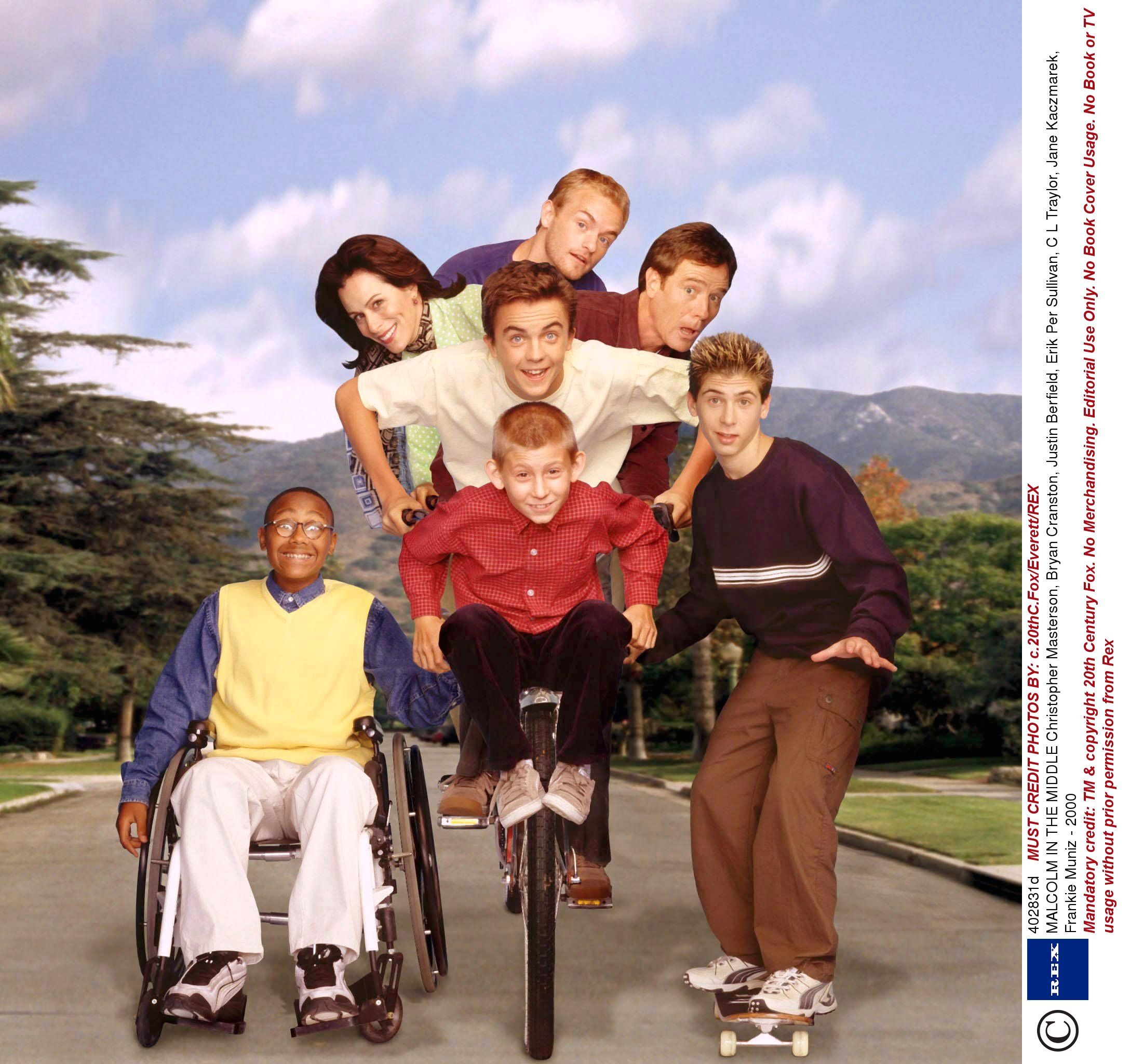 Malcolm In The Middle What Do They Look Like Now Frankie Muniz Justin Berfield And The Rest