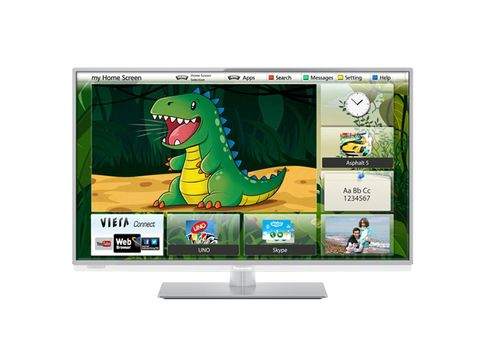Freetime comes to Panasonic VIERA TVs