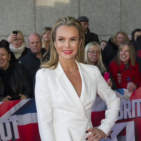 Amanda Holden doesn't think she'll make up with Phillip Schofield following reports they have a feud