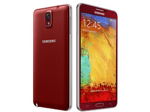 Samsung delivers Galaxy Note 3 update
