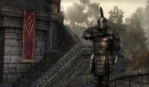 Xbox Live Gold needed for Elder Scrolls