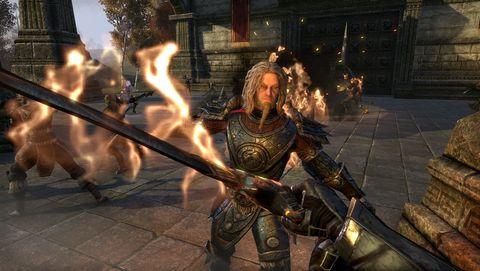 Elder Scrolls Online Update 3 is here