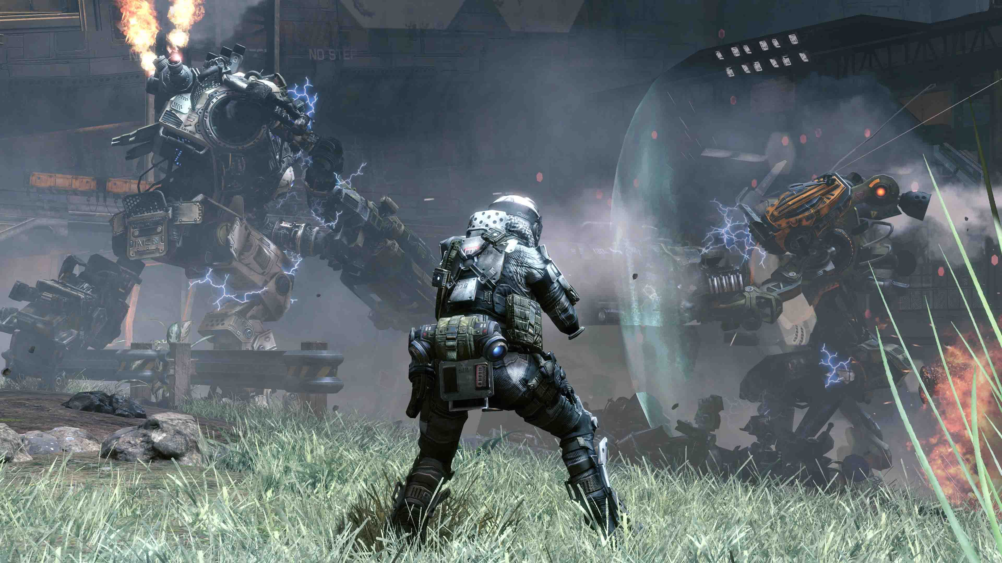 Titanfall will be available to pre-load