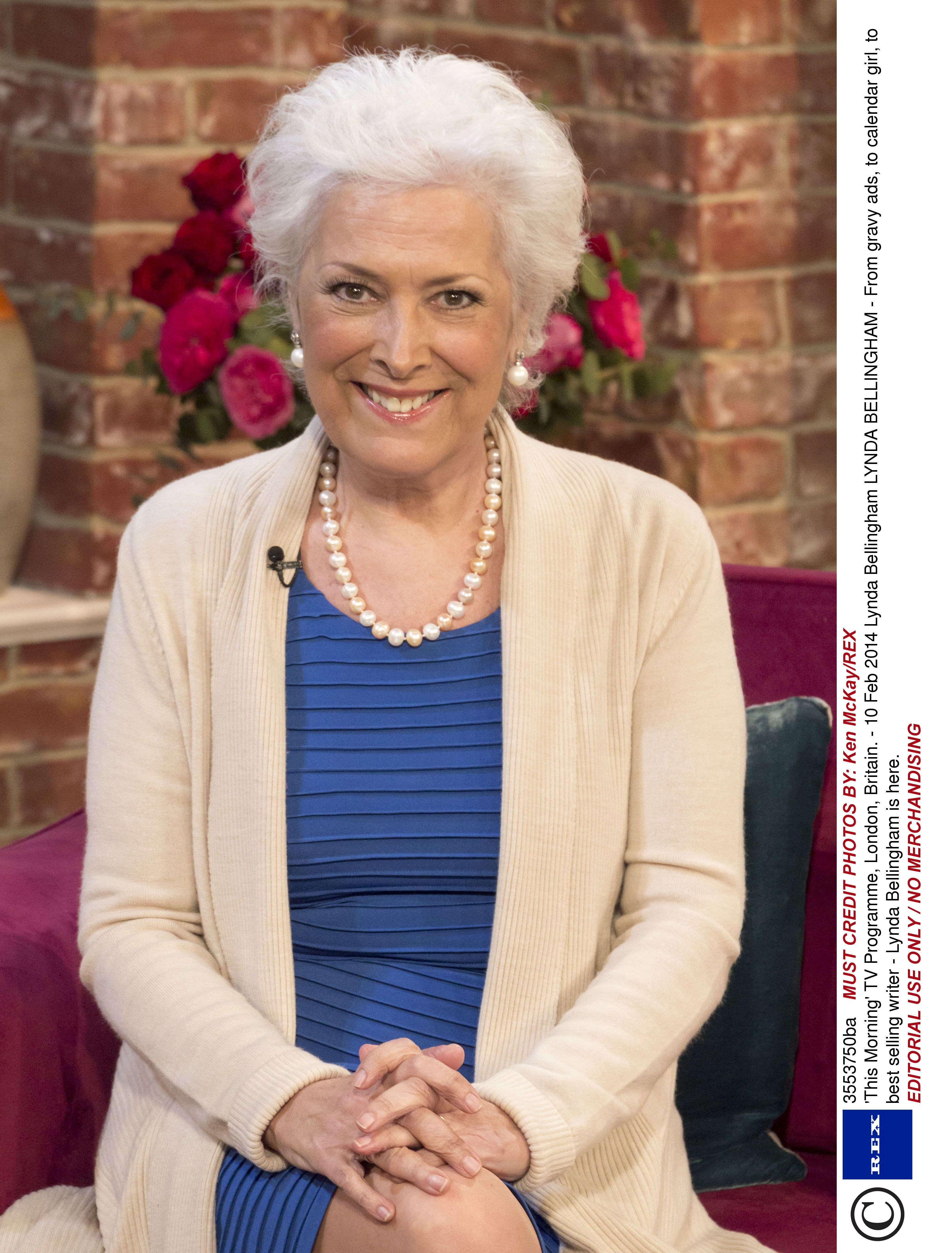 Watch Lynda Bellingham video
