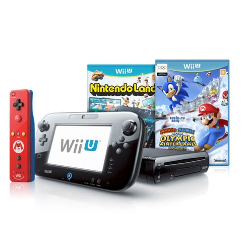 Mario and Sonic Wii U bundle out now