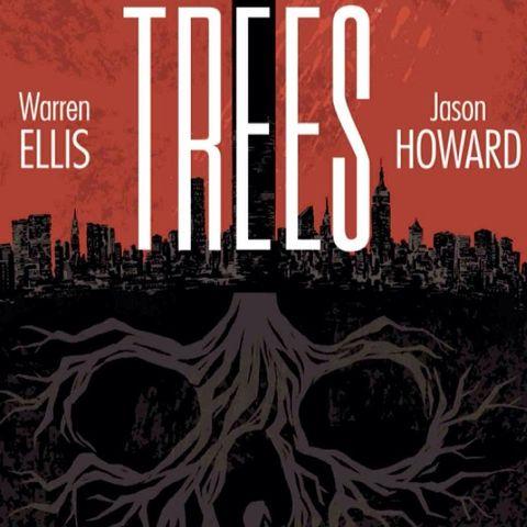 Read Warren Ellis's Trees #1 for free