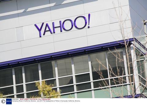 Yahoo webcams 'intercepted by GCHQ'