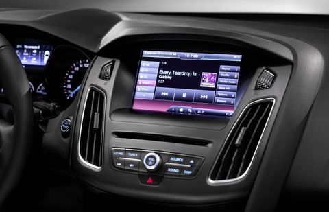 Hands-on with Ford's SYNC 2 in-car tech