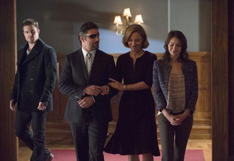Arrow season 2 'The Promise' review