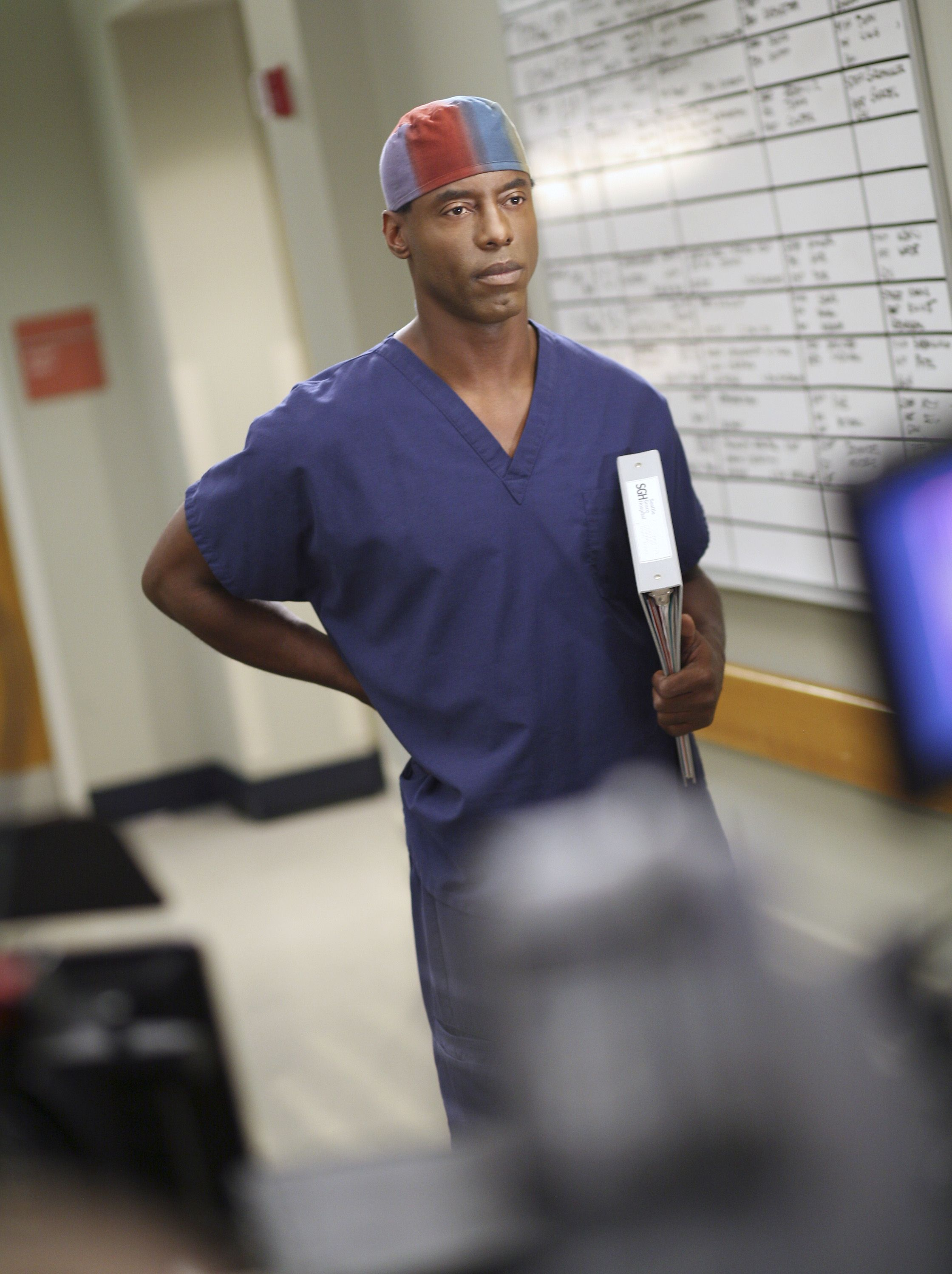 Isaiah Washington Back To Grey S Anatomy