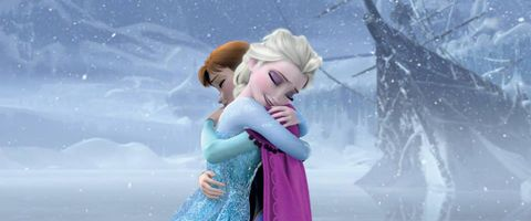 Frozen Christmas Special.Frozen Is Coming To Television With A New Animated Christmas