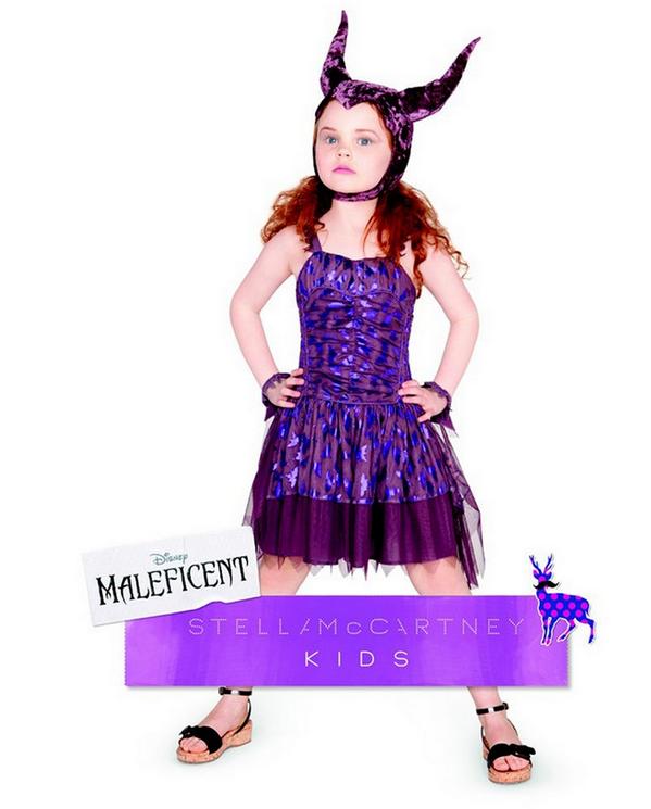 Jolie Mccartney Team Up On Kids Range