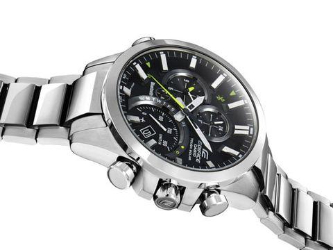 Casio Reveals Edifice Eqb 500 Watch