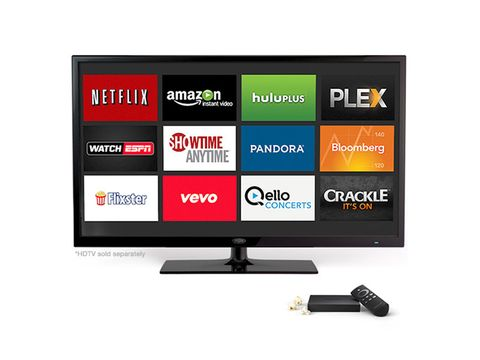 Amazon Fire TV announced, plays games