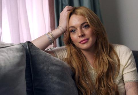 Lindsay Lohan reveals secret miscarriage