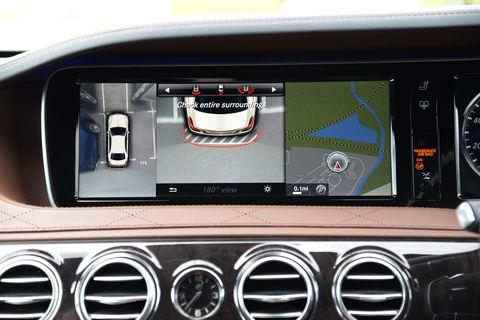 The 2014 Mercedes-Benz S Class explored