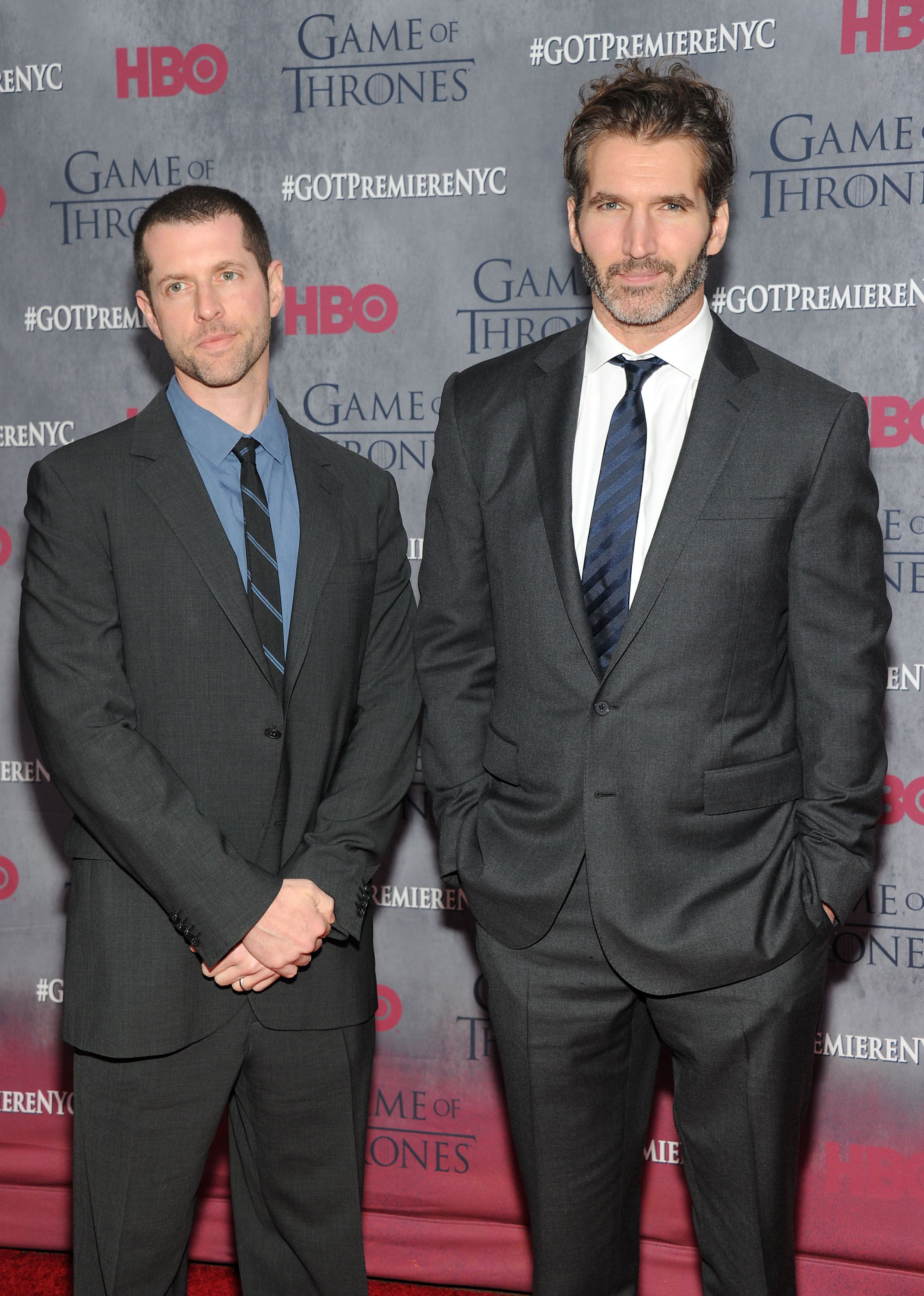 Game of Thrones creators reveal their newest project, and it involves another hugely famous author