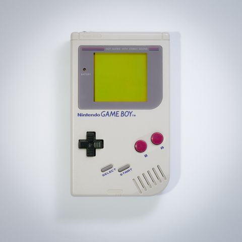 Nintendo's Game Boy is 25 years old today