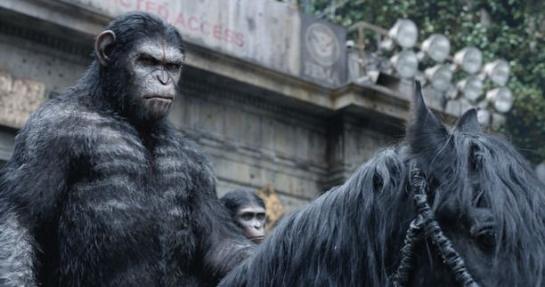 Channel 4 to play new Planet of Apes clip