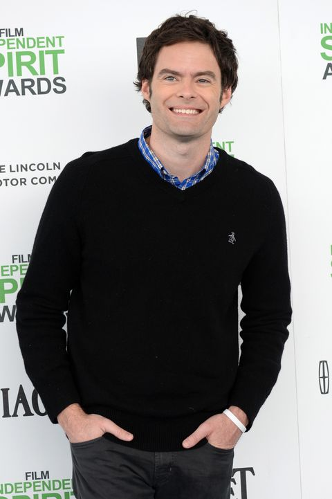 Bill Hader faux-documentary lines up guests