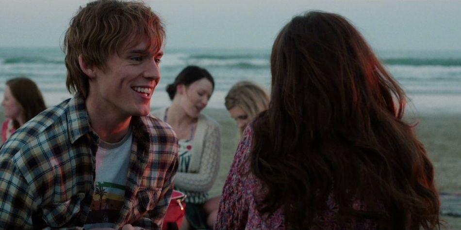 First look: Sam Claflin in Love, Rosie