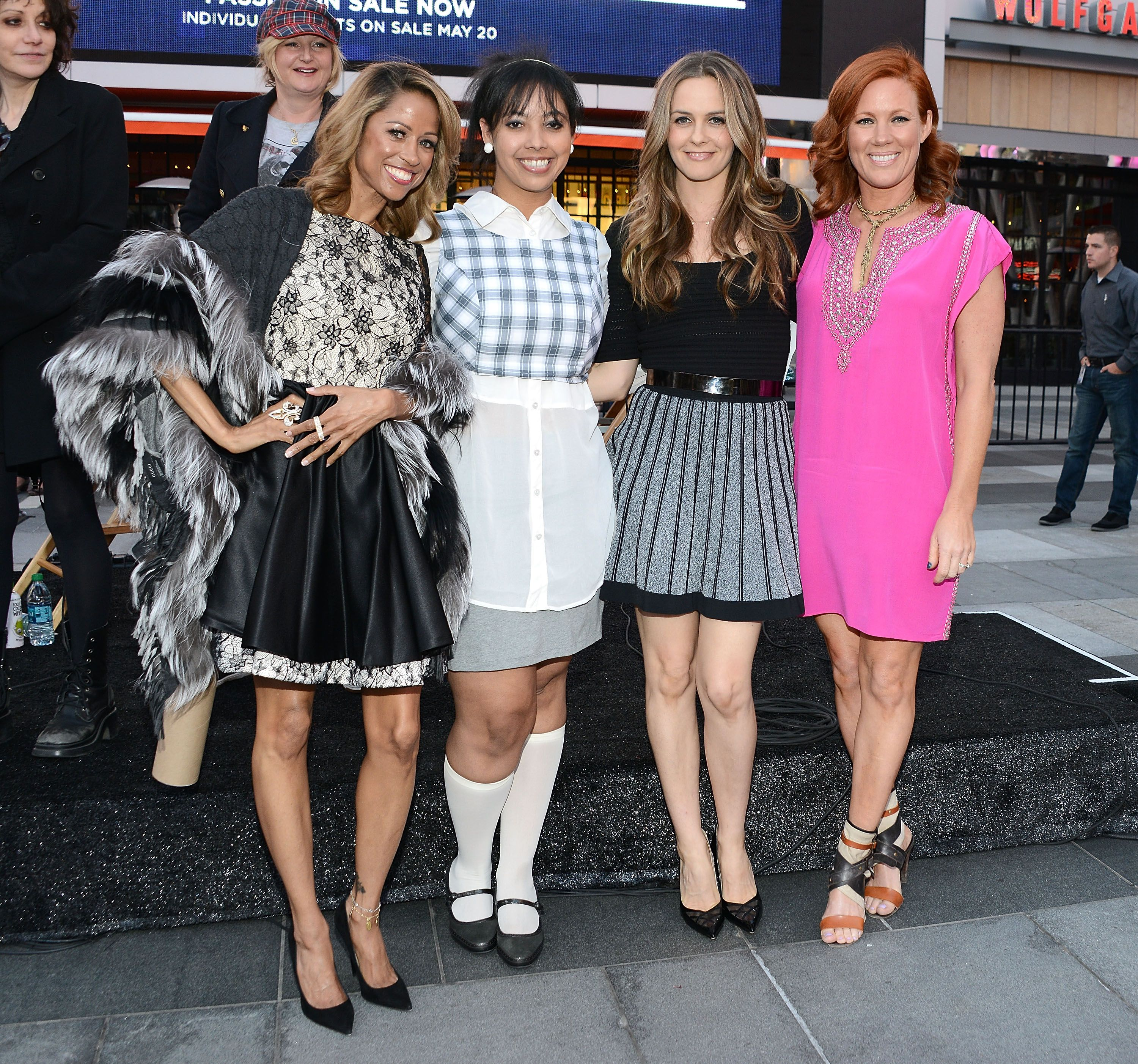 See Clueless stars' reunion pictures