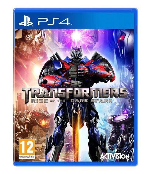 Transformers Rise of Dark Spark out in June