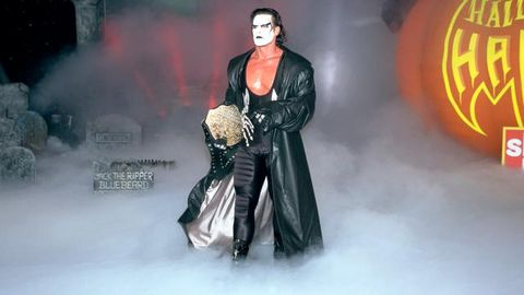 Sting joins WWE 2K15 for pre-orders