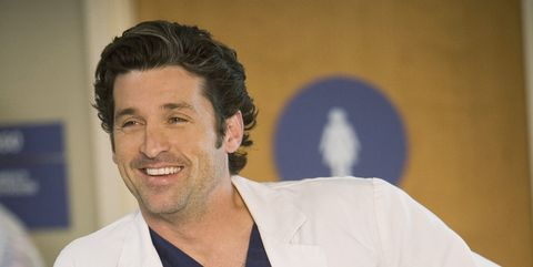 derek shepherd, grey's anatomy