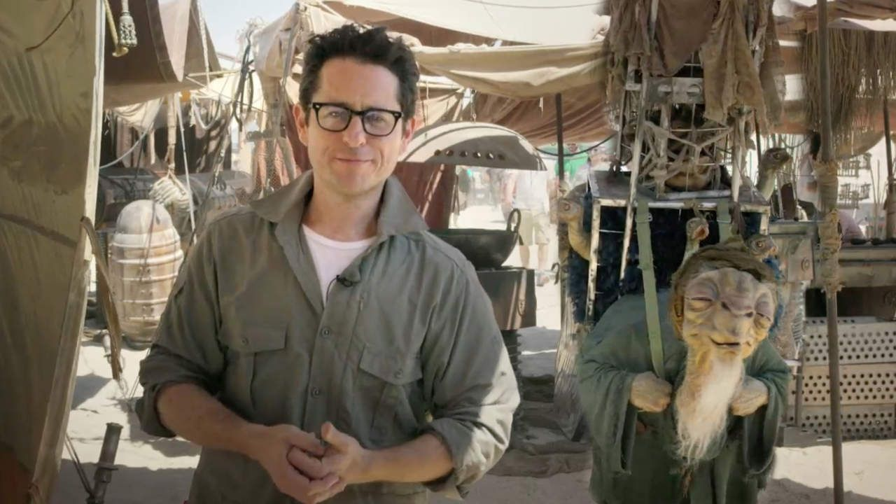 Can JJ Abrams stick the landing for Star Wars?
