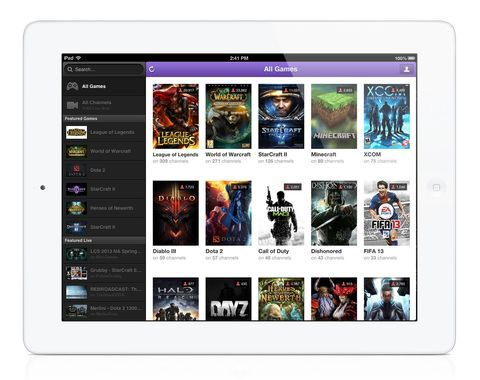 YouTube to buy Twitch in $1bn takeover?