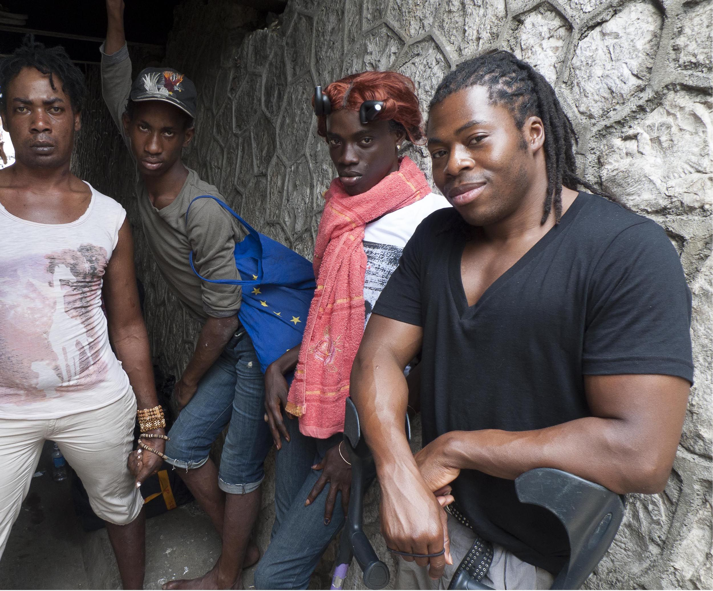 Jamaica's gay community are living with rats: C4 reveals shocking truth