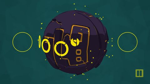 Yellow, Colorfulness, Circle, World, Space, Astronomical object, Sphere, Graphics, Graphic design, Illustration,