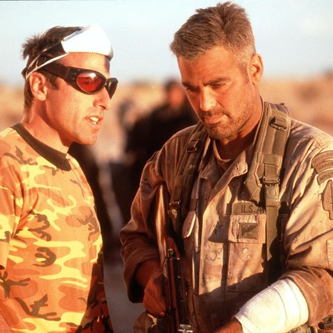 Eyewear, Nose, Vision care, Mouth, Cap, Goggles, Soldier, Sunglasses, Military uniform, Mammal,
