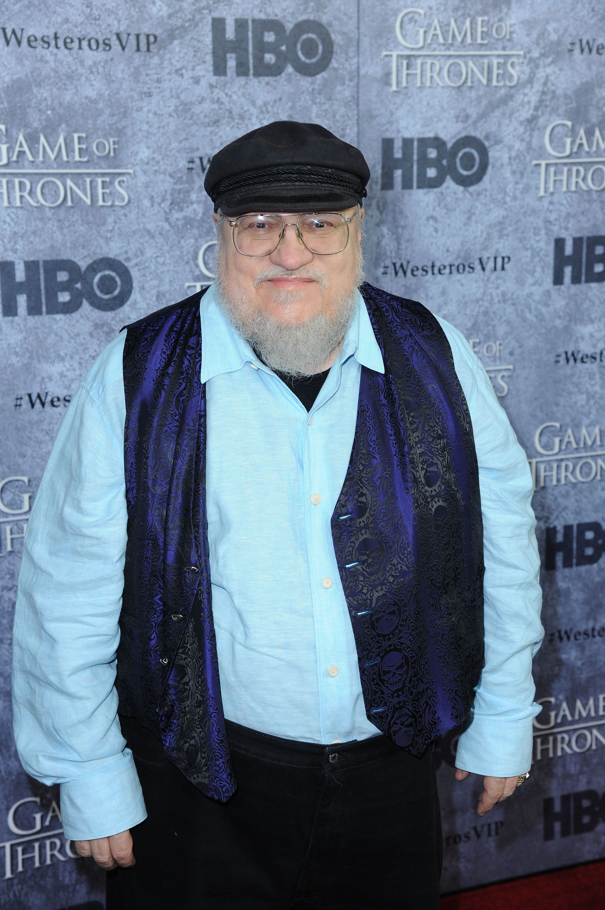George RR Martin's next Game of Thrones novel won't be out