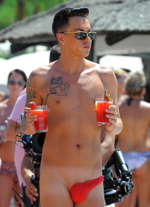 7021ed80bc60 What TOWIE Bobby's beachwear is all about