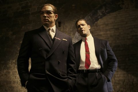 9 actors as notorious real-life gangsters