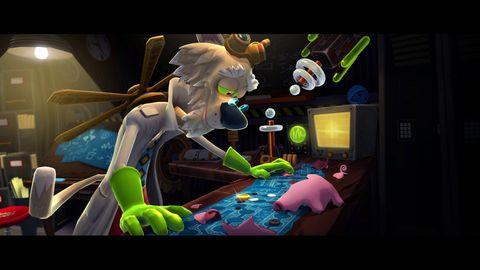 Animation, Animated cartoon, Fictional character, Cartoon, Fiction, Cg artwork, Graphics, Games, Illustration, Mythical creature,