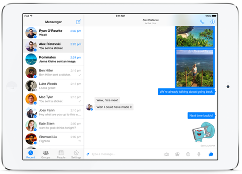 Games may be coming to Facebook Messenger