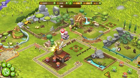 Recreation, Plain, Games, Strategy video game, Biome, Pc game, Video game software, Animation, Screenshot, Animated cartoon,